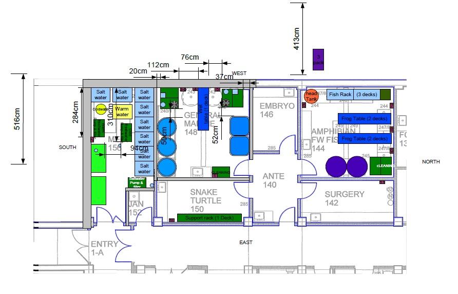 Acadia University - layout