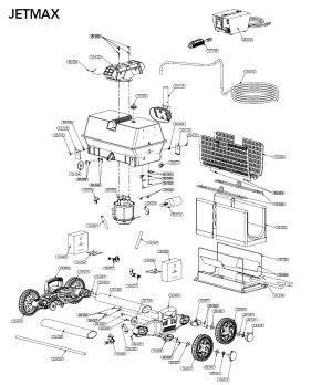 Aquabot JetMax Pool Cleaner Replacement Parts  AquaBot of