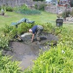 Silty pond is serviced in Bristol