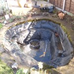 pond servicing Bristol