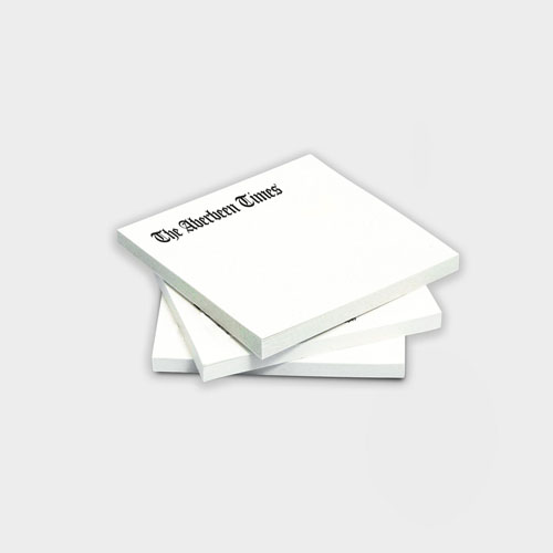 Sticky Note 3×3″ (75 x 75mm) – Recycled