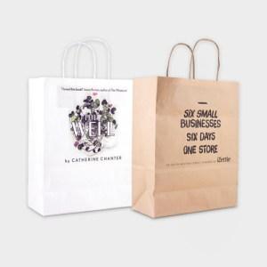 A4 Kraft Paper Bag