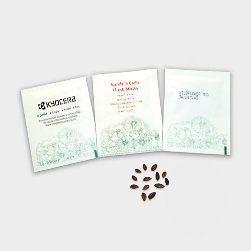 Small Seed Packet