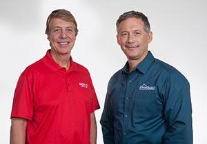 Joe & Tom Owners of Aquaguard