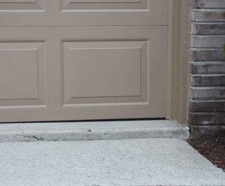 Winter's Effects On Your Home: Concrete Settlement
