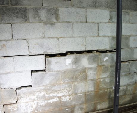 Stair Step or Vertical Wall Cracks? What's Really Occurring