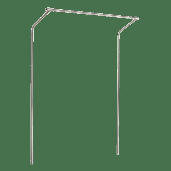 odyssea support pour kit de suspension fixation derriere le meuble de l aquarium 100 cm avis