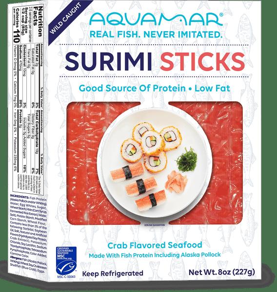 Surimi Sticks