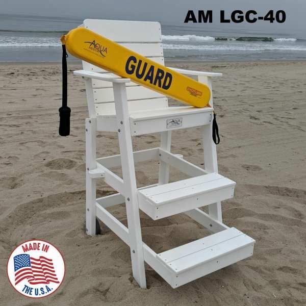 "Lifeguard Chair 40""   Lifeguard Chairs   Lifeguard   Aquamentor"