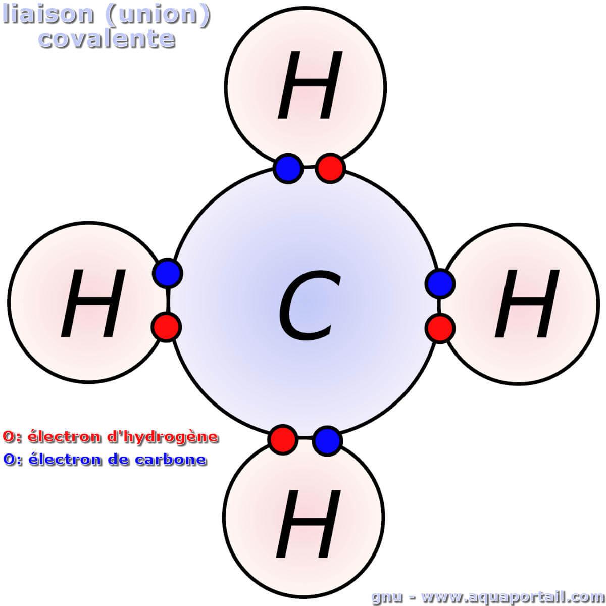 Liaison Covalente Definition Et Explications
