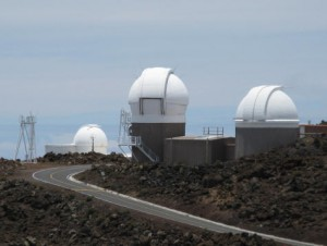 Haleakala Science City astronomy