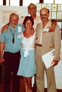 Hynek, Virgilio, and Leo