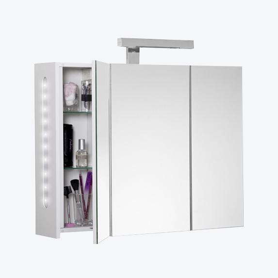 Armoire De Toilette Miroir De Salle De Bain Luminaires
