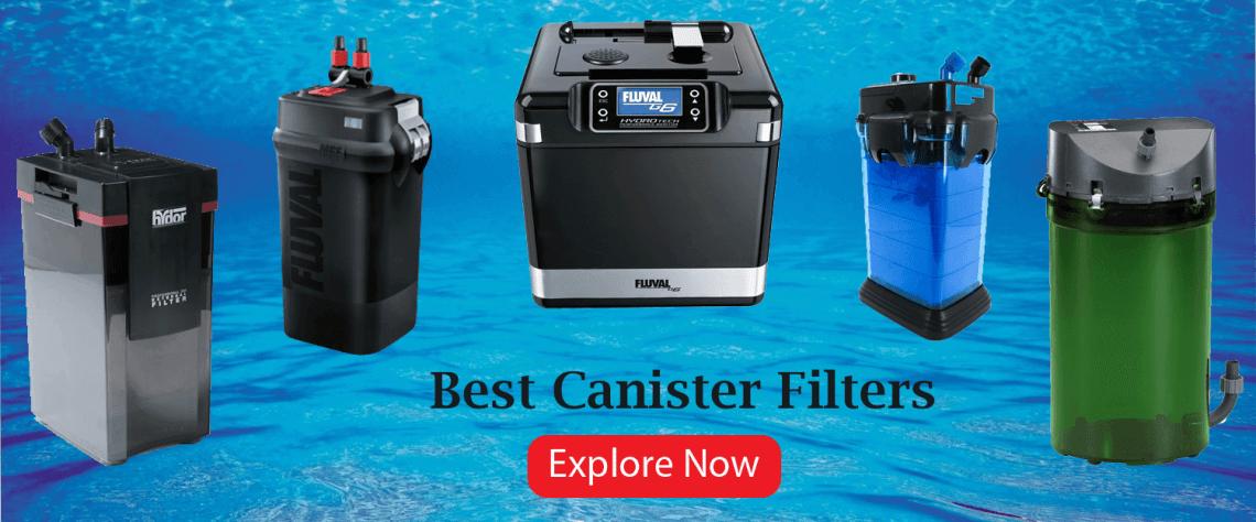Best Aquarium Canister Filter