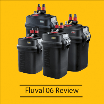 Fluval 06 series (106/206/306/406) External Canister Filter Review