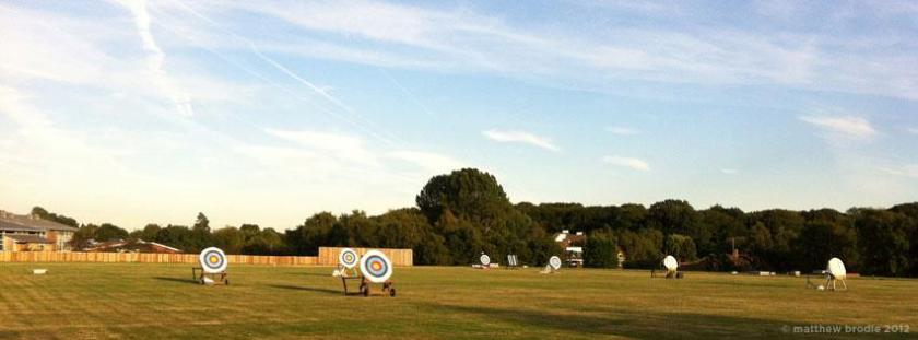 AAC outdoor shooting ground
