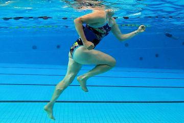 Aquarunning - Verfrissend hardlopen in het water
