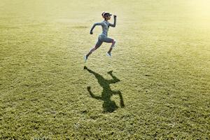 Run-walk-exercisetraining is een vorm van hardlooptraining.