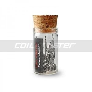 Coil Master Premium Pre-built Coil Fused Clapton (10uni)