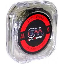 Coil Master SS316L 24AWG