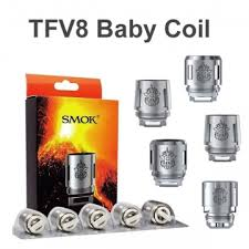 Coil TFV8 Baby X4 0.15ohm