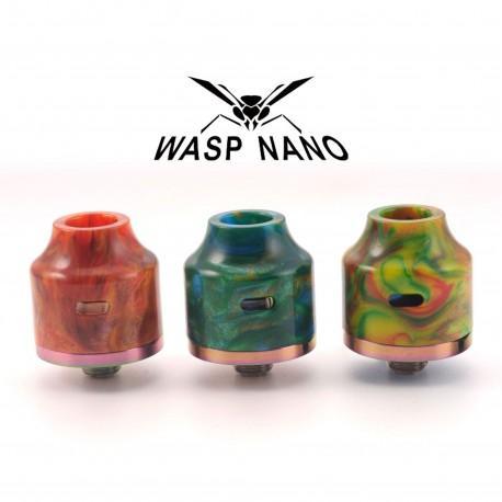 Wasp Nano RDA Rainbow Resin Oumier