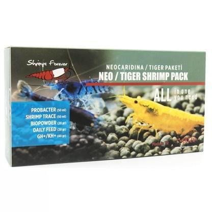 shrimps forever neocardiina/tiger box