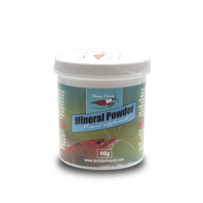 shrimps forever montmorillonite
