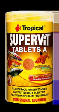 tropical supervit tablets a