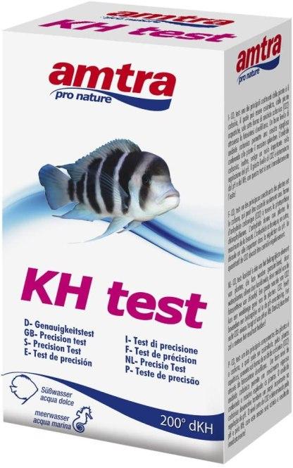 amtra kh precision test