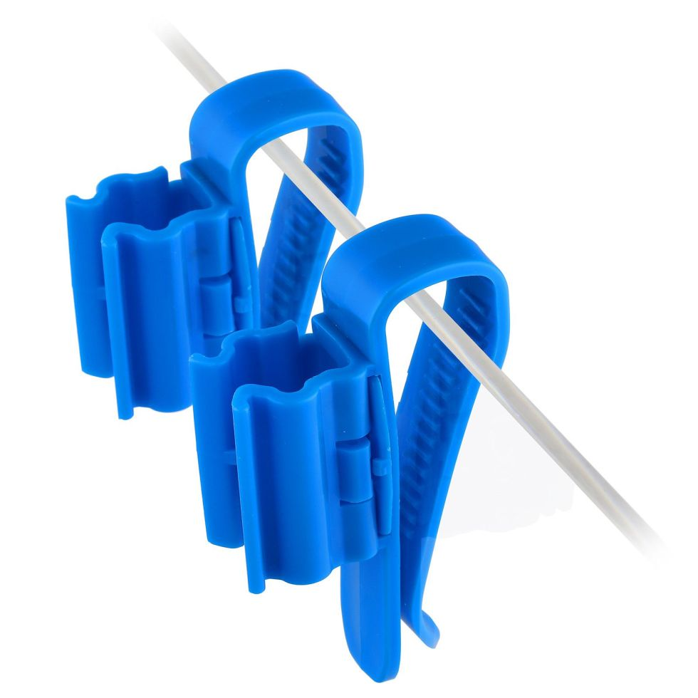 ISTA Multi-function hose holder (twin pack)