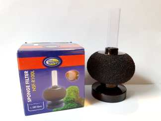 aquanova sponge filter nsf-r100l