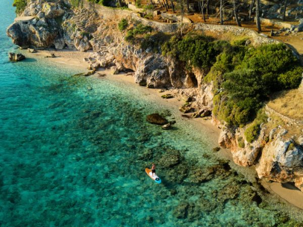 Guided SUP Trips