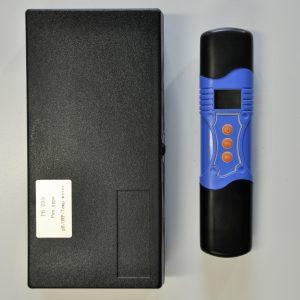 Pocket ph orp temp meter