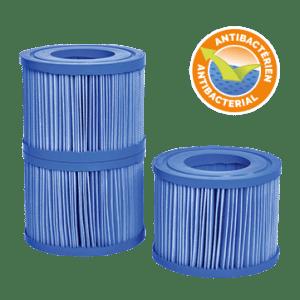 Netspa Anti-bacterie patroon filter