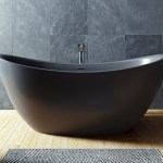 Beautiful In Black Why Your Bathroom Needs A Black Tub