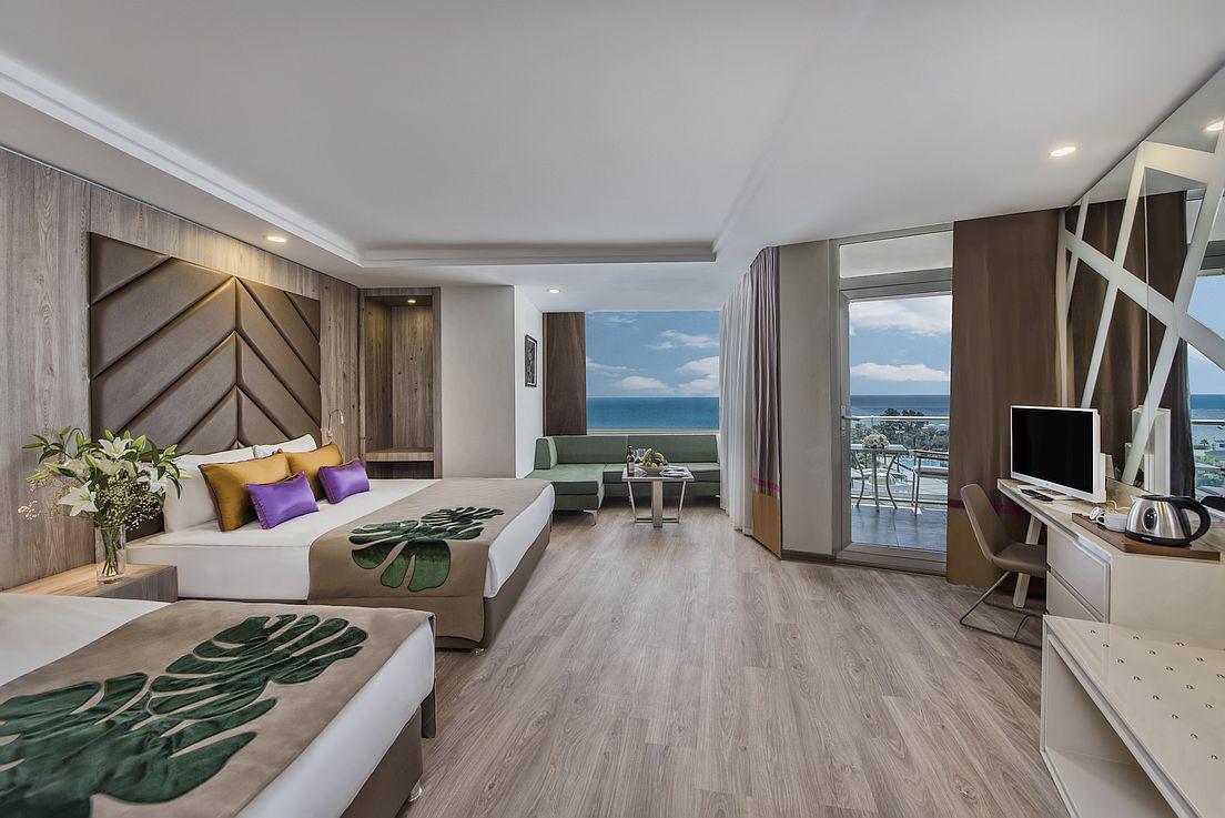 Hotel Delphin Be Grand Resort Lara 5