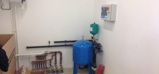 automatiser une pompe avec un pressostat