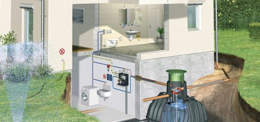 Norme sur la récupération d'eau de pluie