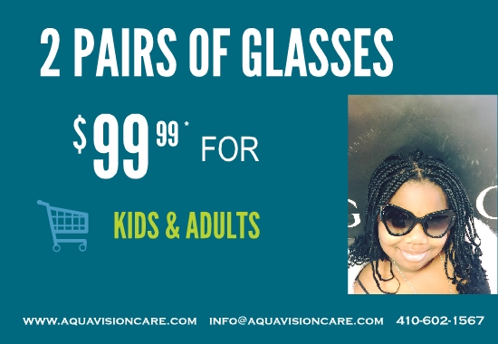 Two Pairs of Glasses Special