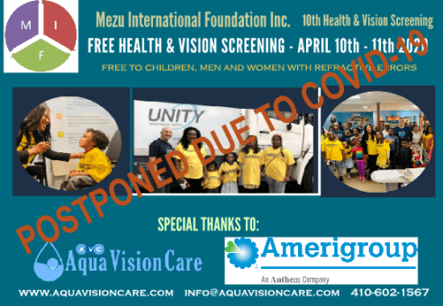 10th MIF – Health & Vision Fair