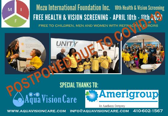 10th MIF – Health & Vision Fair