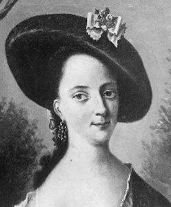 Fru Catharina Meincke Lysholm ( 1744 - 1815 )