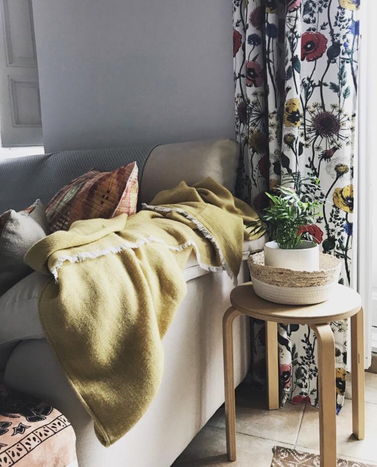 Adelanto a la Primavera - Cortinas de H&M Home