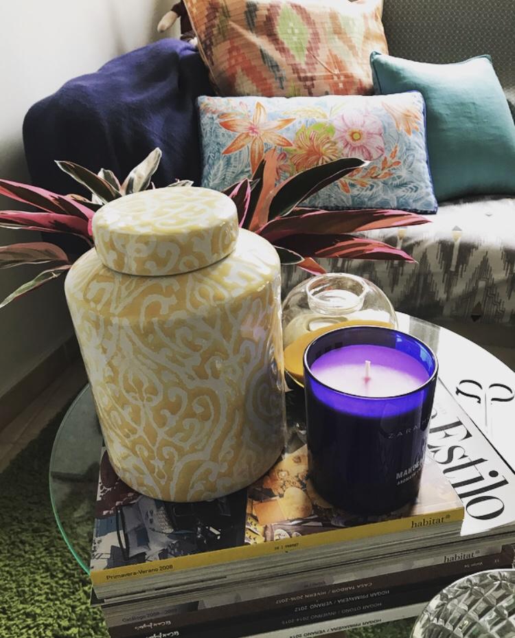 Set Decorativo - Zara Home
