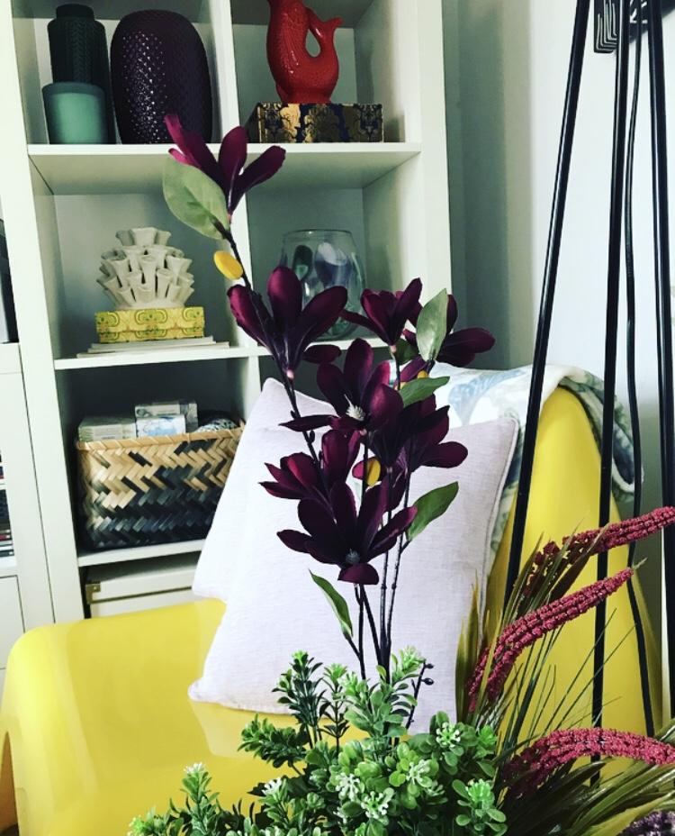 La alternativa de las plantas artificiales en tu hogar
