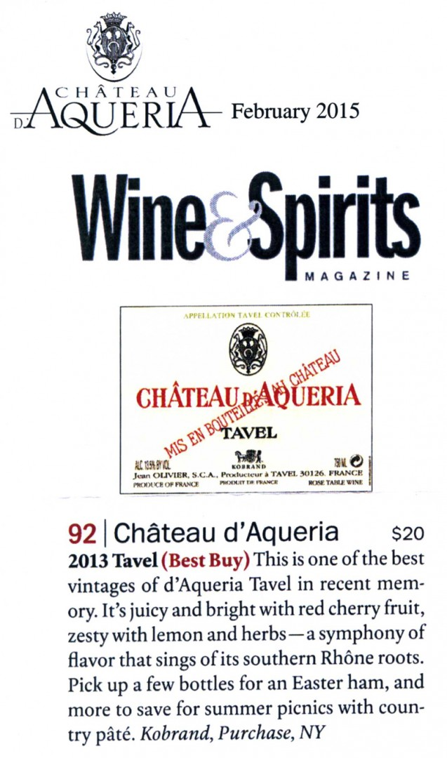 Wine & Spirit Magazine