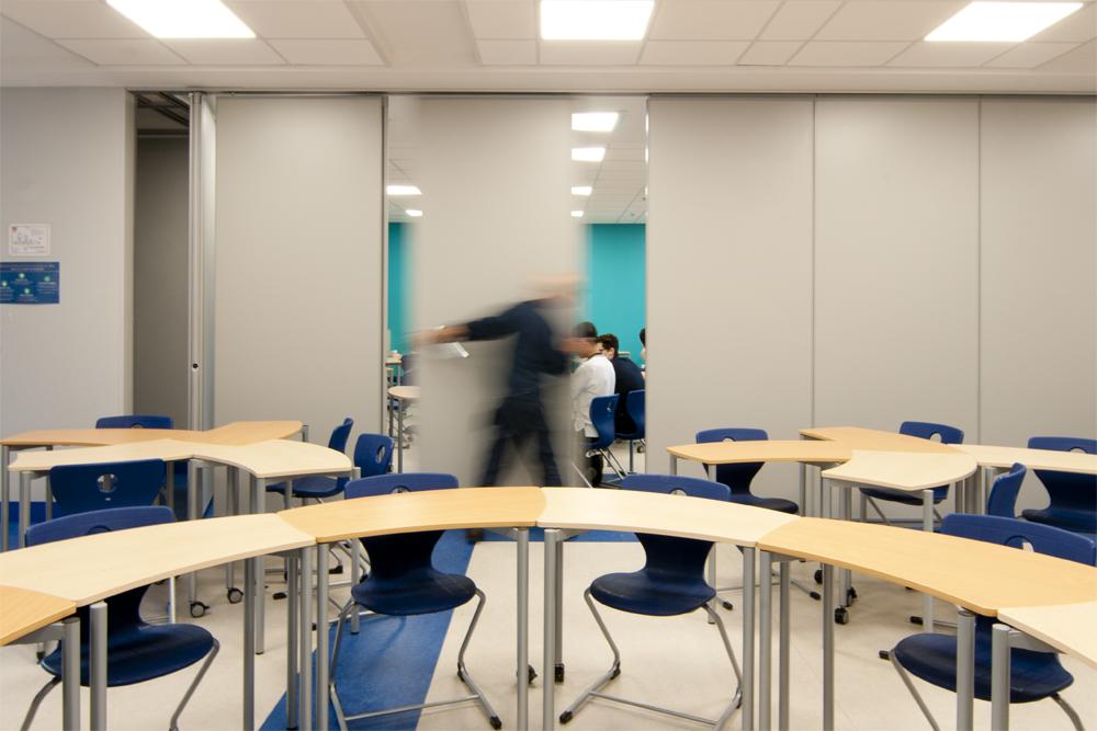 Collge De Montral Salle De Classe Flexible Et