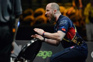 Invictus Games - Ben Richens Strength and Conditioning Coach