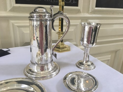Aquia Church Communion Set